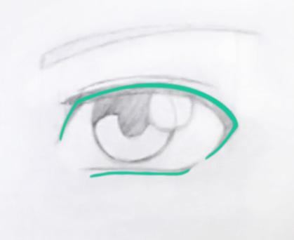 Dica De Desenho Olhos Em Manga Instinto Mangaka
