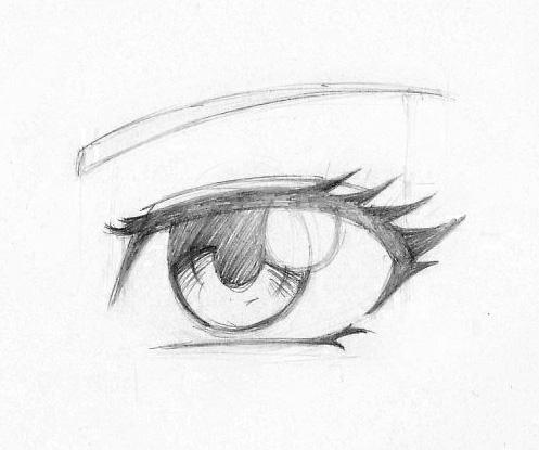 Olho de uma máscara de fruto de dragão